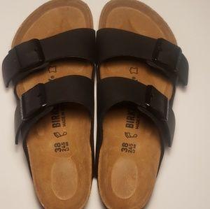 Birkenstock Women's Sandals Size 38, 7.5 US. NWOT.